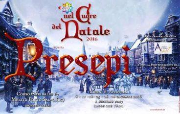 """Il Circolo Meli presenta l'evento """"Nel Cuore del Natale: Presepi"""""""