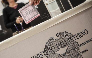 Referendum Costituzionale, affluenza alle 19 in Calabria