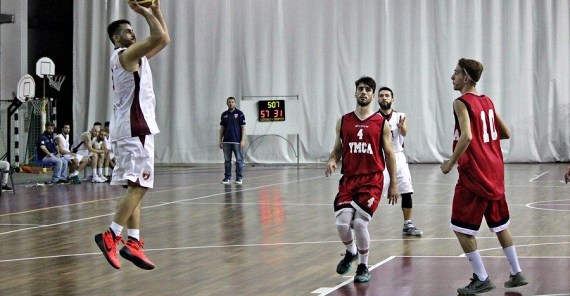 Basket: Vis attesa dal Basket Villa