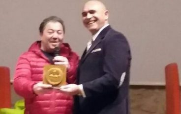 Il calabrese Amedeo Fusco premiato presentatore dell'arte