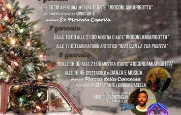"""A Melito Porto Salvo """"Un sorriso sotto l'albero"""" con l'Unicef"""
