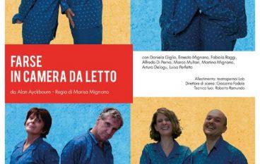 """Lamezia, """"Farse in camera da letto"""" al Teatro Politeama Costabile"""