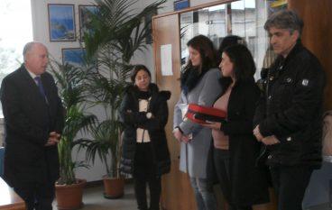 La sezione AIGA di Locri dona defibrillatore al Tribunale Civile