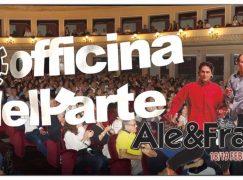 """Al teatro """"Cilea"""" in arrivo lo spettacolo di Ale e Franz"""