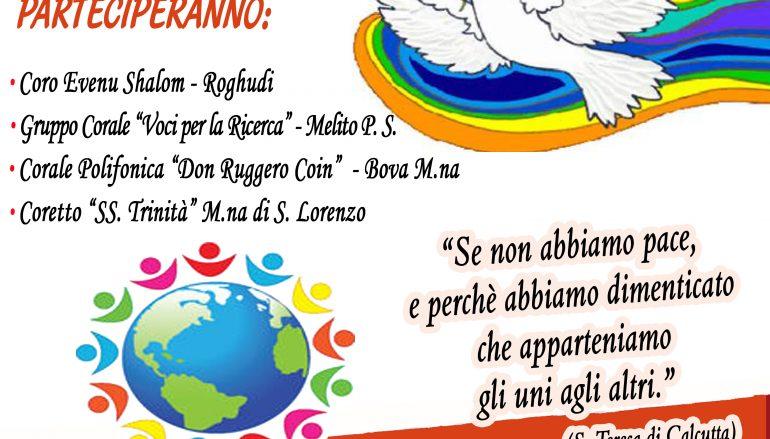 Concerto della pace a Marina di San Lorenzo