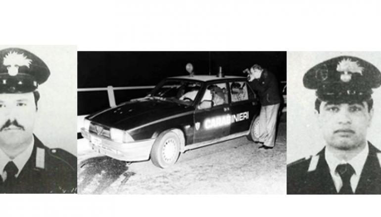 Reggio Calabria, 23 anni fa l'eccidio degli Appuntati Fava e Garofalo