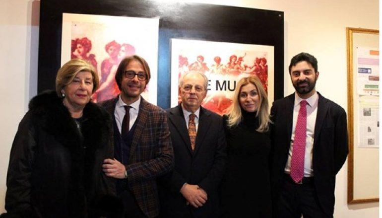 """Reggio Calabria, il Mistero del corallo di Sciacca raccontato alle """"Muse"""""""