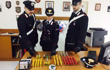 Bova, rinvenute munizioni in località Briga