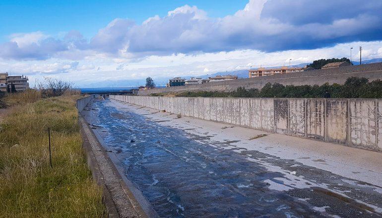 Reggio Calabria, avviati i lavori per le aste sul Torrente Sant'Agata