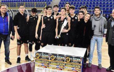Basket: festa Minibasket per gli Esordienti