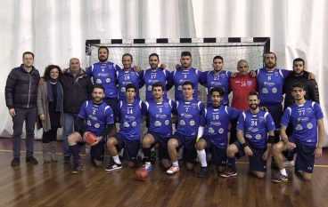 Pallamano: vittoria per Reggio Calabria