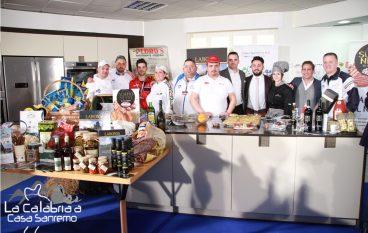 Casa Sanremo, conclusa con successo la partecipazione della Calabria