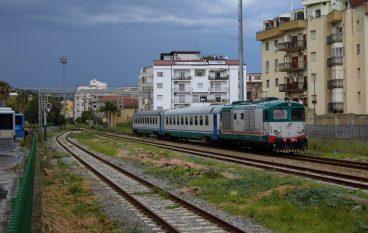 Ferrovia Jonica, istituito secondo treno InterCity  TA-RC
