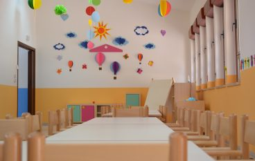 Reggio, presto l'inaugurazione dell'asilo nido comunale a Gebbione