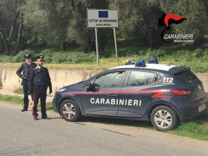 carabinieri rosarno