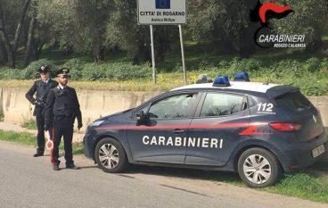 Rosarno, due arresti per detenzione ai fini di spaccio di droga