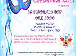 Melito, Adspem-Fidas e Ail organizzano festa di Carnevale 2017