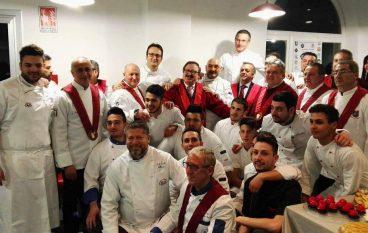 L'APCC di Cosenza assegna importante premio a cinque chef