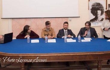 """Motta in concerto al Liceo Classico """"Pitagora"""" di Crotone"""