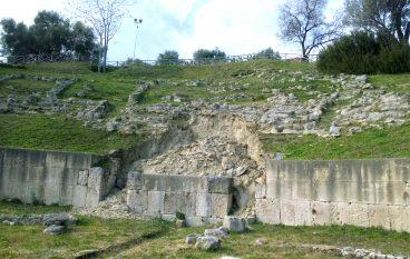 Portigliola, finanziato in somma urgenza il teatro greco-romano