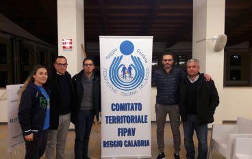 Reggio, Domenico Panuccio confermato presidente FIPAV provinciale
