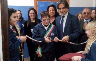 """Carducci – V. da Feltre"": inaugurata la nuova aula magna"