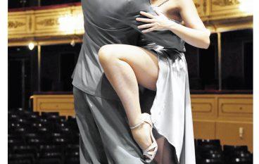 Il grande ballerino Roberto Herrera a Lamezia Terme