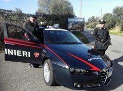San Procopio, arrestato uomo per furto aggravato