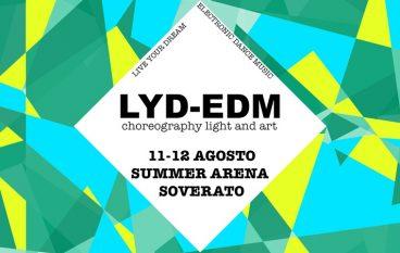 Alla Summer Arena di Soverato il LYD – EDM Festival