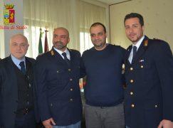 Soccorso dalla Polizia, incontra gli agenti in Questura