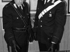 San Roberto, detenzione illegale di arma: un arresto