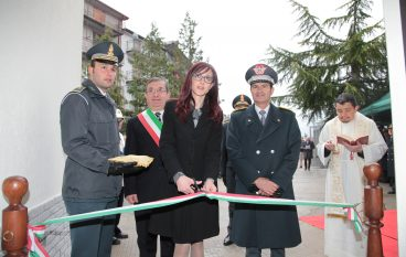 Inaugurata la nuova sede della Tenenza di San Giovanni in Fiore
