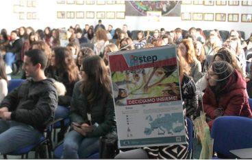 """Il Comune di Sant'Agata del Bianco promuove il progetto """"Step"""""""