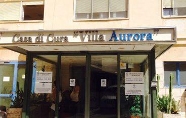 Reggio Calabria, sit-in di protesta dei dipendenti di Villa Aurora