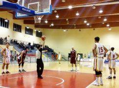 Basket: la Vis conquista la vetta, sconfitta Rende