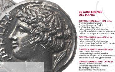 MArRC: al via il ciclo di incontri dedicati alla numismatica