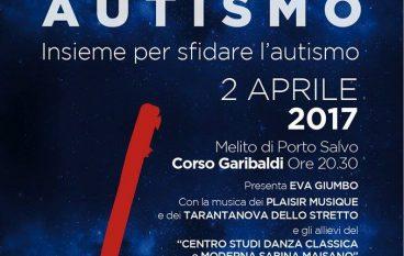 Consapevolezza Autismo, rinviato evento previsto a Melito Porto Salvo
