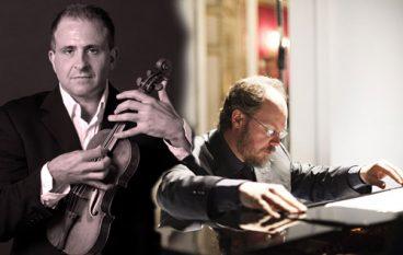 """""""Amici della Musica"""", sul palco Domenico Nordio e Filippo Gamba"""