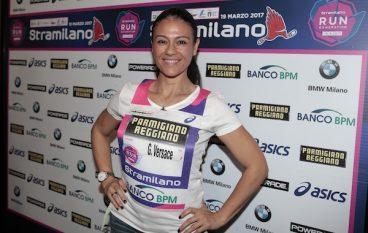 """Giusy Versace sarà la madrina della 46 maratona """"Stramilano"""""""