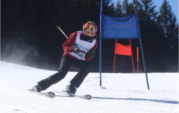 UISP di Sci Alpino, giovane lametina si conferma campionessa nazionale