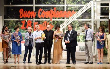 Lamezia, successo di Biagio Izzo alla kermesse dedicata ad Antonio Federico