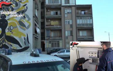 Controlli straordinari dei Carabinieri: arresti e denunce all'Aranceto