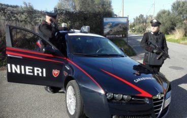 S. Eufemia d'Aspromonte, arrestato uomo per tentata violenza privata