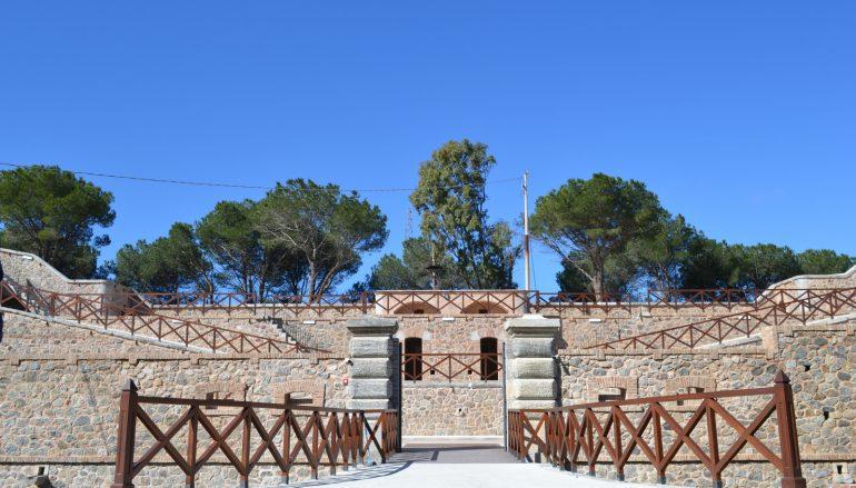 Fortini di Pentimele, completati i lavori di restauro
