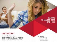 """Melito, la Fidapa e l'IC """"De Amicis"""" incontrano Giovanna Campolo"""