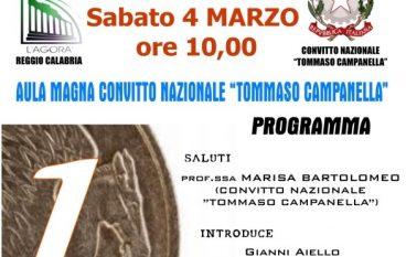 """Reggio Calabria, conferenza """"Miti e Leggende nell'Area dello Stretto"""""""
