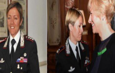 Reggio, Orivella Micelotta donna di spicco delle forze armate italiane