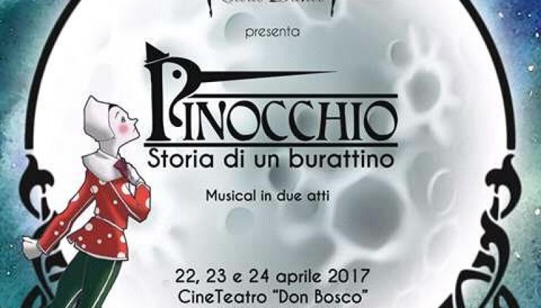 """A Melito si lavora per il musical """"Pinocchio-Storia di un burattino"""""""