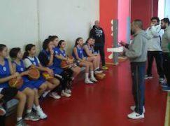 Basket, nuovo raduno per la Calabria in rosa