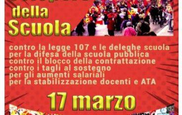 USB: anche la Calabria aderisce allo sciopero della Scuola